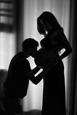 padre gravidanza