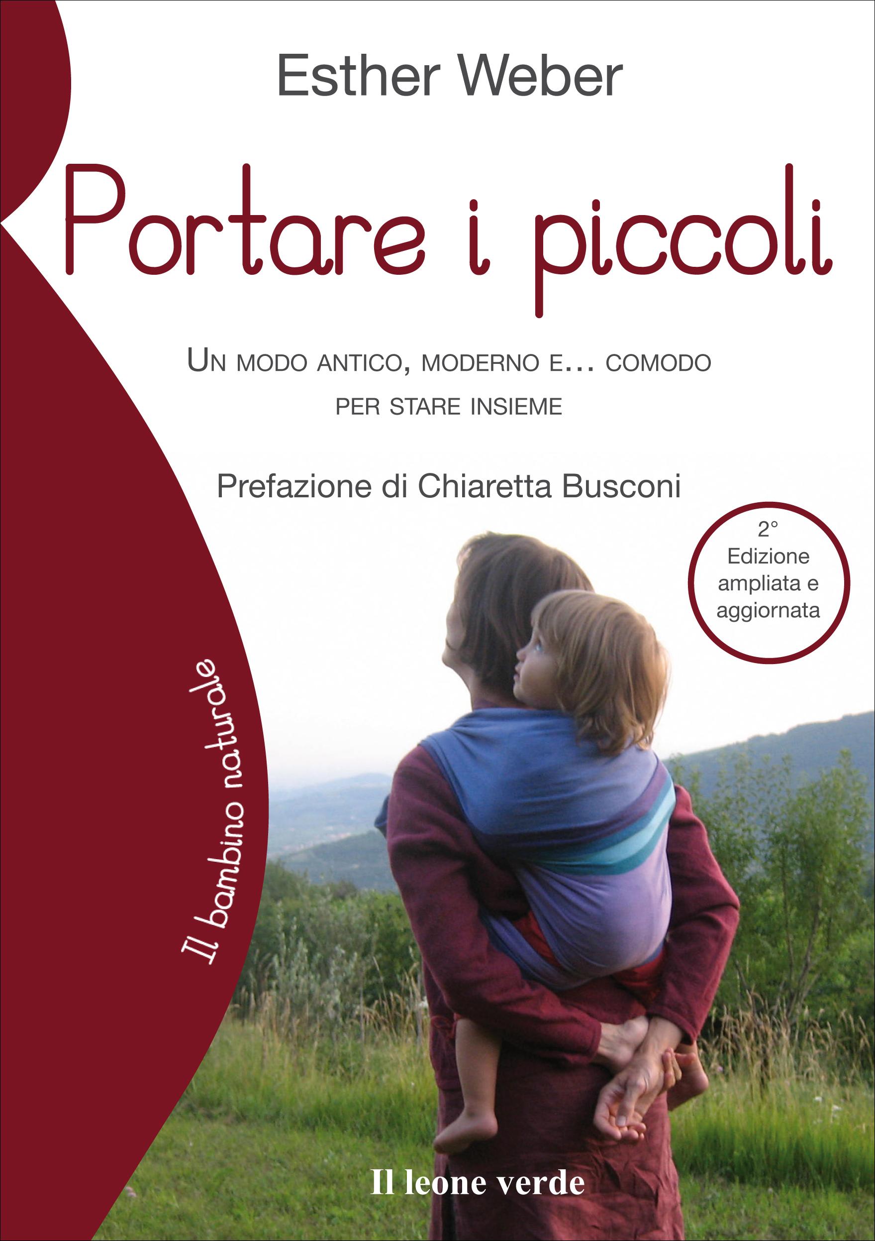 libro PORTARE I PICCOLI